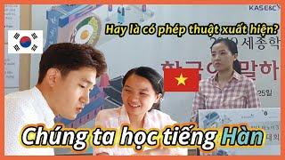Korean speaking contest in Ha Noi?