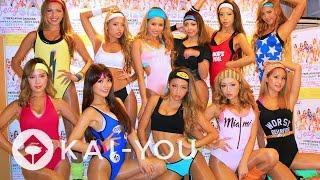 CYBERJAPAN DANCERS『セクシサイズ』イベントに潜入! http://kai-you.n...