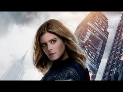 Kate Mara Jokes About 'Fantastic Four' Flop, Admits She Hasn't Seen It