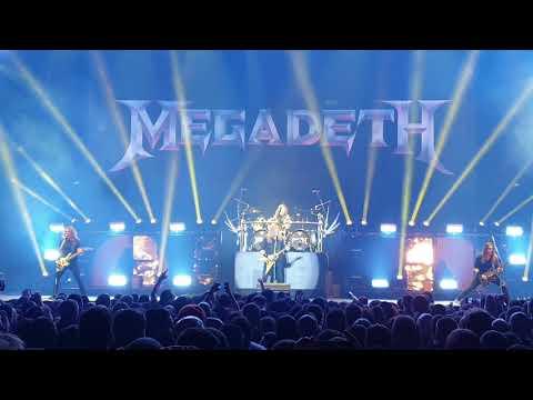 Megadeth - Dread and the Fugitive Mind (LIVE, Sofia, Bulgaria, 22.02.2020)