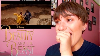 Beauty & The Beast US Final Trailer - REACTION