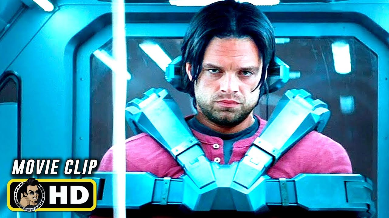 CAPTAIN  AMERICA: CIVIL WAR (2016) Zemo Activates the Winter Soldier [HD] Marvel