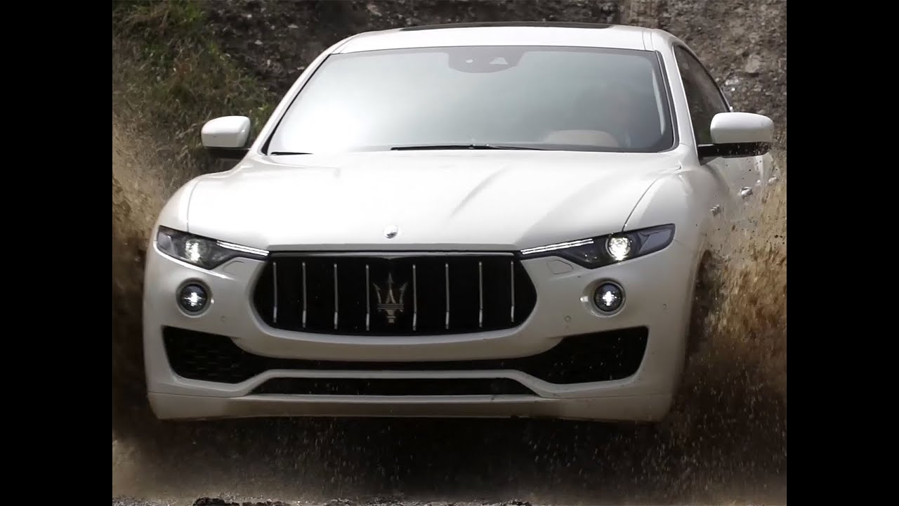 essai maserati levante 2016 youtube. Black Bedroom Furniture Sets. Home Design Ideas