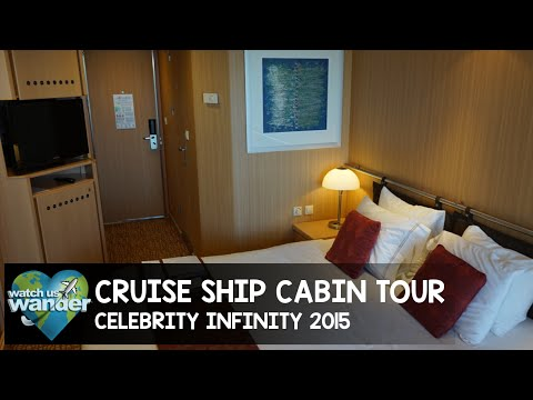 Pictures of Cabin 6144 on Celebrity Infinity