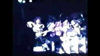 KISS Live In Milan 9/2/1980 Unmasked Tour