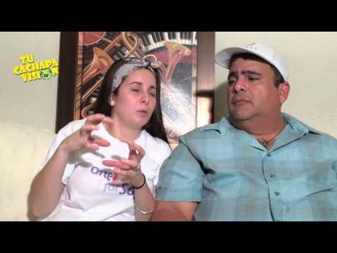Alejandra de Massiani en tu Cachapa