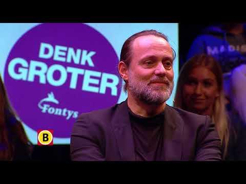Denk Groter Debat met Hugo Borst en Carin Gaemers - Promo 26 november op Omroep Brabant