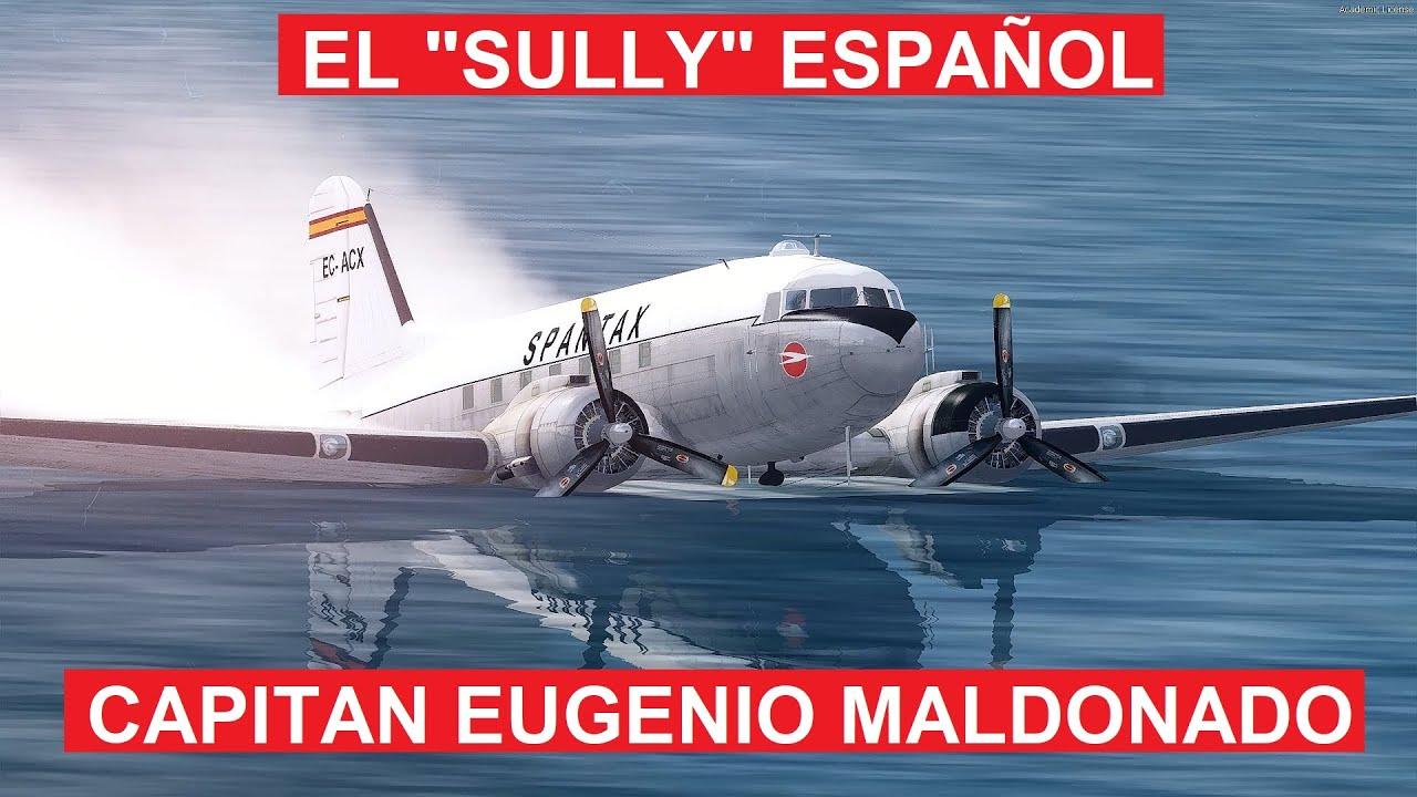 """El """"Sully"""" español - Vuelo Iberia 261"""