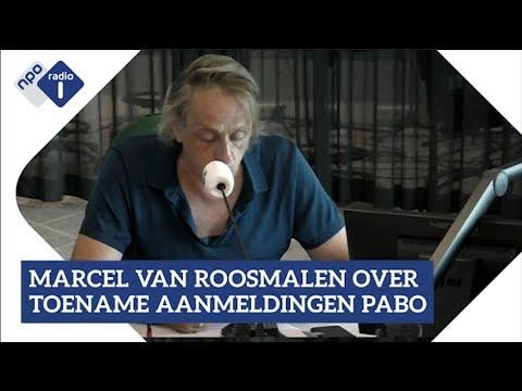 Marcel van Roosmalen over Meester Bart en toename aanmeldingen pabo | NPO Radio 1