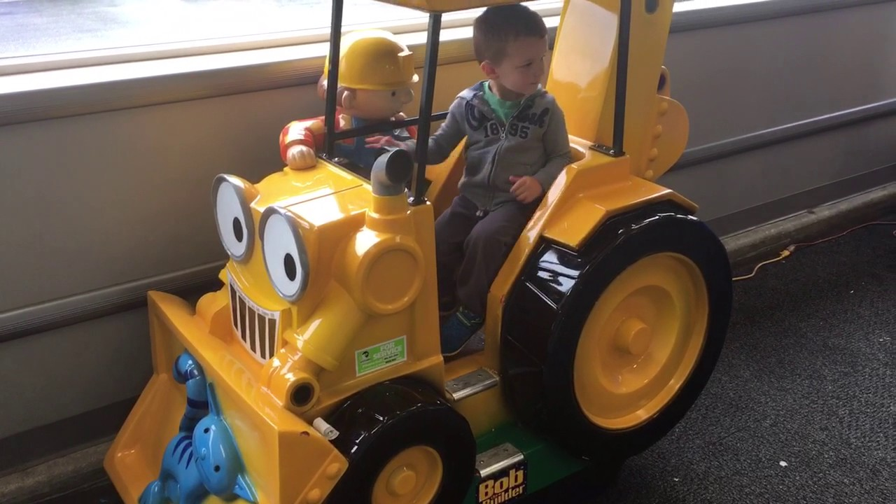 Toys R Us Ride : Toys r us bob the builder ride youtube