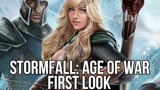 Stormfall: Age of War (Free MMORTS): Watcha Playin