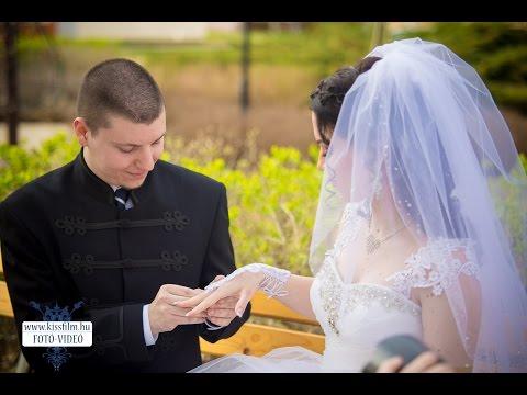 Ildikó és Róbert esküvői felvételei  (Winkler Ház étterem, Vásárosnamény)
