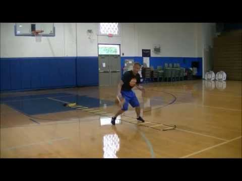 The Best Speed / Agility Ladder Drills For Basketball | Train Like A Pro With Coach P Basketball