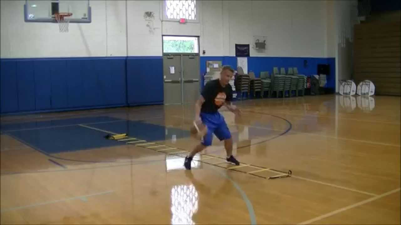Explosive Basketball Agility Drills to Increase Quickness