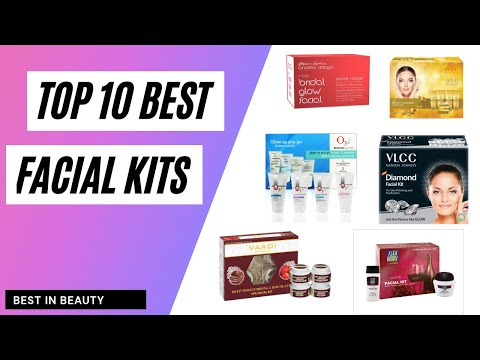 10 BEST FAIRNESS FACIAL KIT IN INDIA WITH PRICE ONLINE
