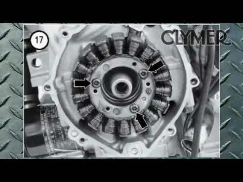 clymer manuals yamaha yzf r1 r1 manual troubleshooting repair manual rh youtube com 2013 Yamaha R1 2006 R1