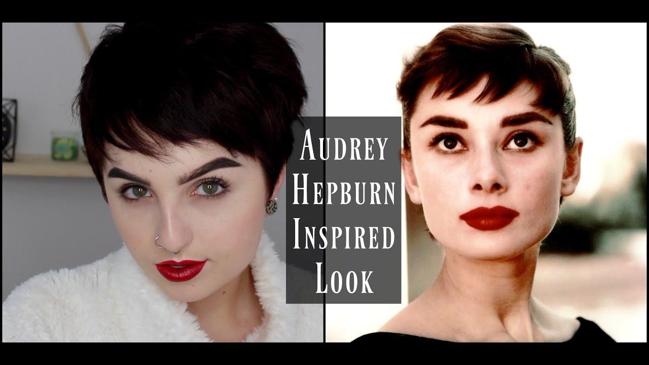 Audrey Hepburn Inspired Look ...
