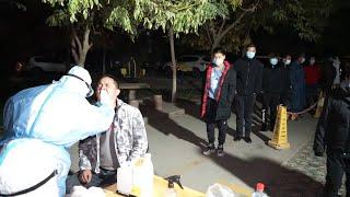 China's Xinjiang reports 14 asymptomatic COVID-19 cases