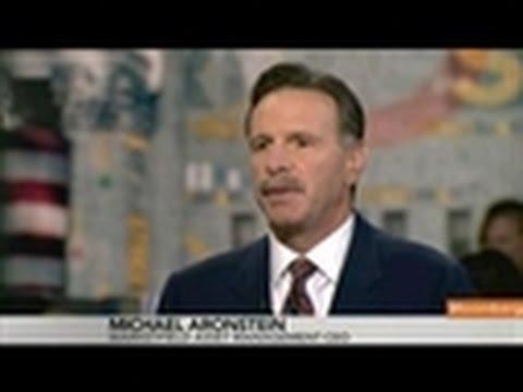 Aronstein Says Europe Causing Woes in U.S. Stocks: Video
