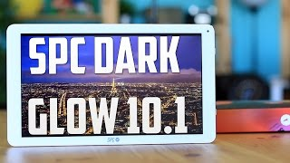 SPC Dark Glow 10.1, review de una tablet economica