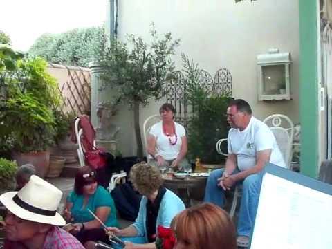 Catarina ma vesina, cant occitan
