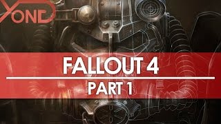 Fallout 4 - BEFORE THE WAR & VAULT 111 (Female Protagonist) - YongPlay #1