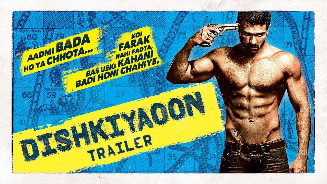 Dishkiyaoon Official Trailer Ft Harman Baweja Sunny