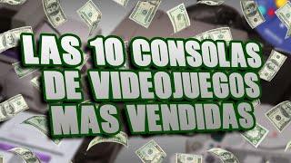 Las Consolas de Videojuegos Más Vendidas I Fedelobo