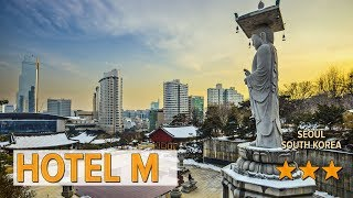Hotel M hotel review | Hotels in Seoul | Korean Hotels
