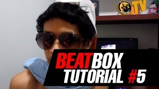 Tutorial beatbox 5 - Vocal Scratch by Jakarta Beatbox Indonesia