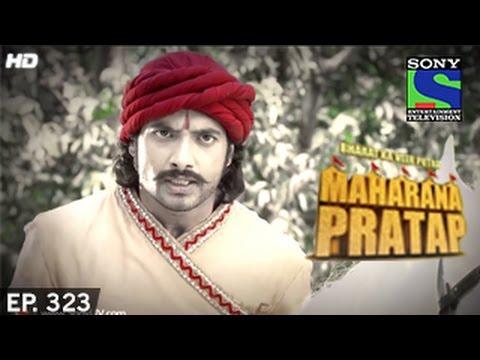 Bharat Ka Veer Putra Maharana Pratap - महाराणा प्रताप - Episode 323 - 2nd December 2014