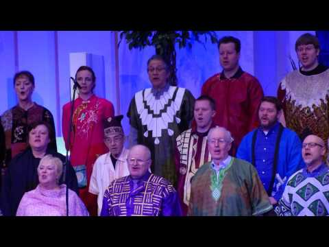 Call of the Harvest choir version