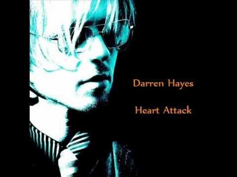 Darren Hayes- Heart Attack Lyrics