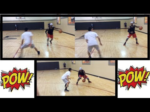 Bone Collector Crashes Arcadia - Dunks and Ankle Breakers