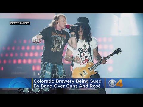 Dan Joyce - Guns N'Roses Settles Guns N'Rose' Lawsuit