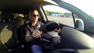 FDW - Урок 6 - Перестановка - курсы экстремального вождения FDW