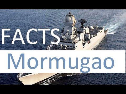Mormugao INS Mormugao Awesome Facts