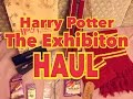 Harry Potter The Exhibition Haul
