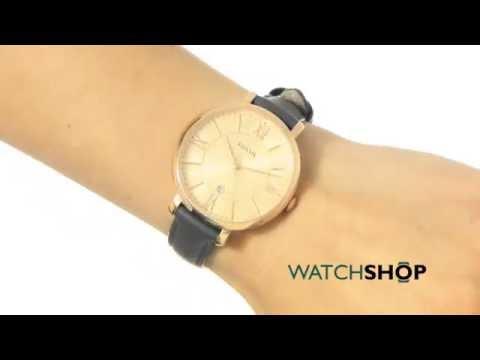 5bd9e0a8a Ladies Fossil Jacqueline Watch (ES3707) | WatchShop.com™
