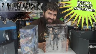 Final Fantasy XV - Special Edition Unboxing