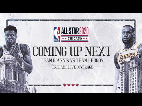 Pregame Coverage Live | 2020 NBA All-Star Game