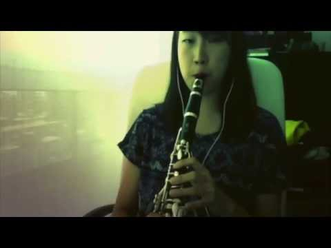 Hallelujah Clarinet Cover [HQ Sound]