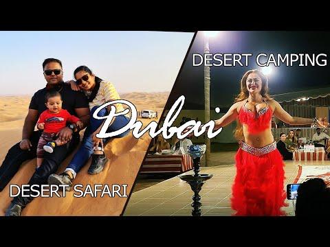 Desert Safari in Dubai | ATV Ride – Dune Bashing – Belly Dance – BBQ Dinner