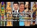 BOMBSHELL ATLANTIS EGYPT DISCOVERY! NEW EXPLOSIVE EVIDENCE! DARK JOURNALIST & DR. CARMEN BOULTER