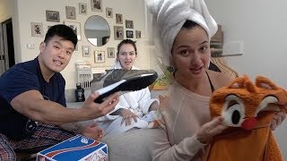 Shopping And Unboxing All Day Long!