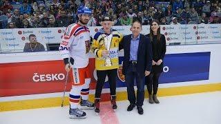 Čtyři góly v jednom zápase! Martin Ryšavý rozhodl Škoda Hockey Cup