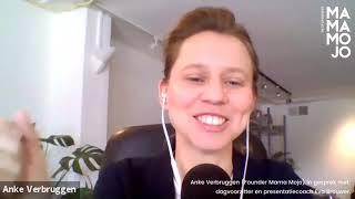 Interview 2. Anke Verbruggen in gesprek met dagvoorzitter en presentatiecoach Eva Brouwer