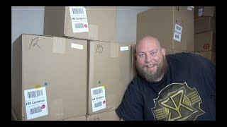I bought a $2,000 Amazon Customer Returns TOYS & COLLECTIBLES Pallet / Mystery Boxes