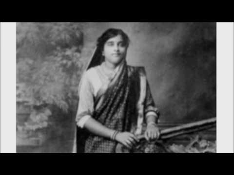 Surashri Kesarbai Kerkar... Raag Durga.