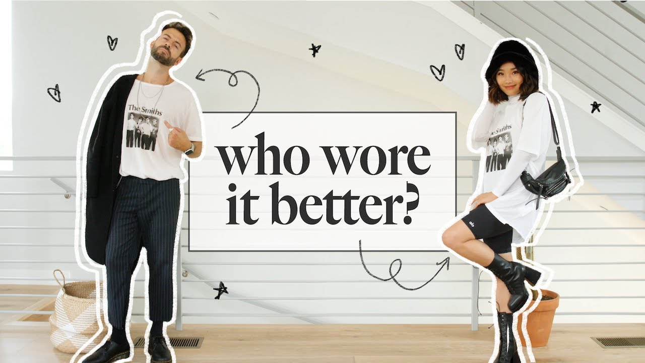 Who Wore It Better? | Wife vs Husband